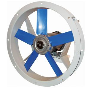 AFK Direct Drive Flange Fan