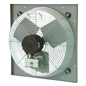 PEF Panel Mount Wall Fan