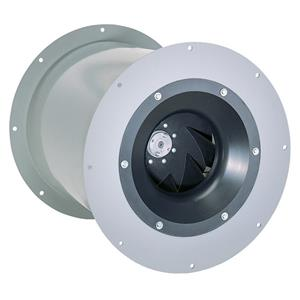TID Centrifugal In-Line Fan